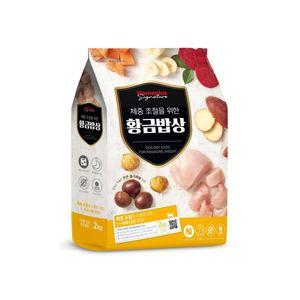 홈플러스시그니처 황금밥상체중조절 애견사료 2KG