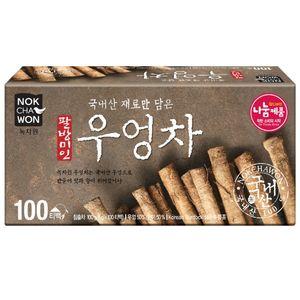 녹차원 팔방미인 우엉차 100T (100G)